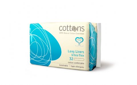 Cottons Ultra Thin Long Liners